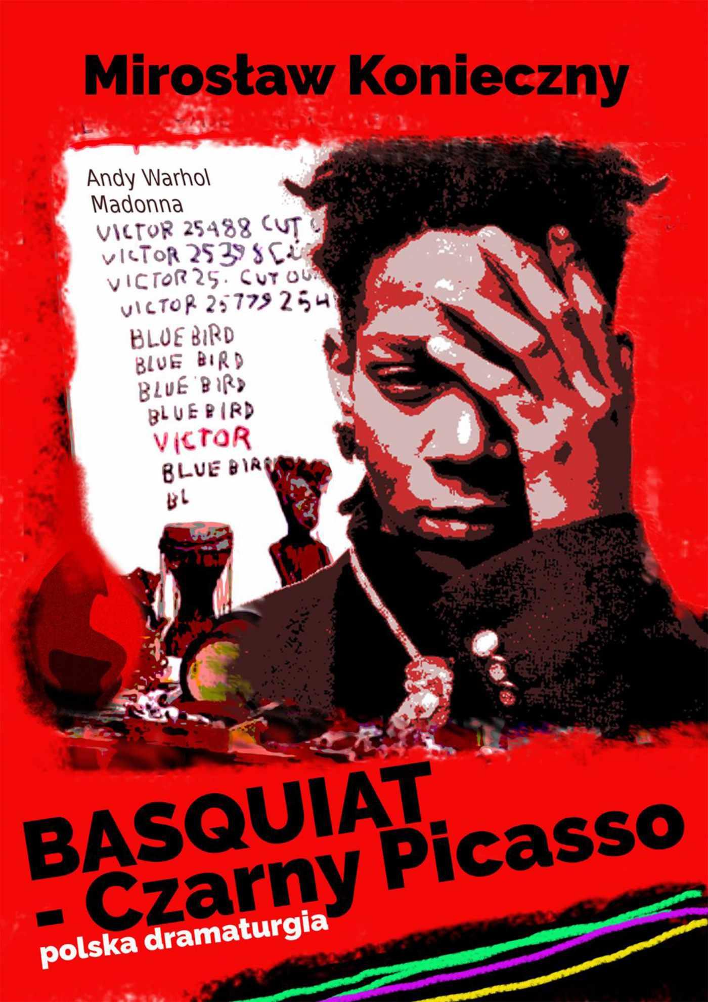 Basquiat - Czarny Picasso - Ebook (Książka PDF) do pobrania w formacie PDF