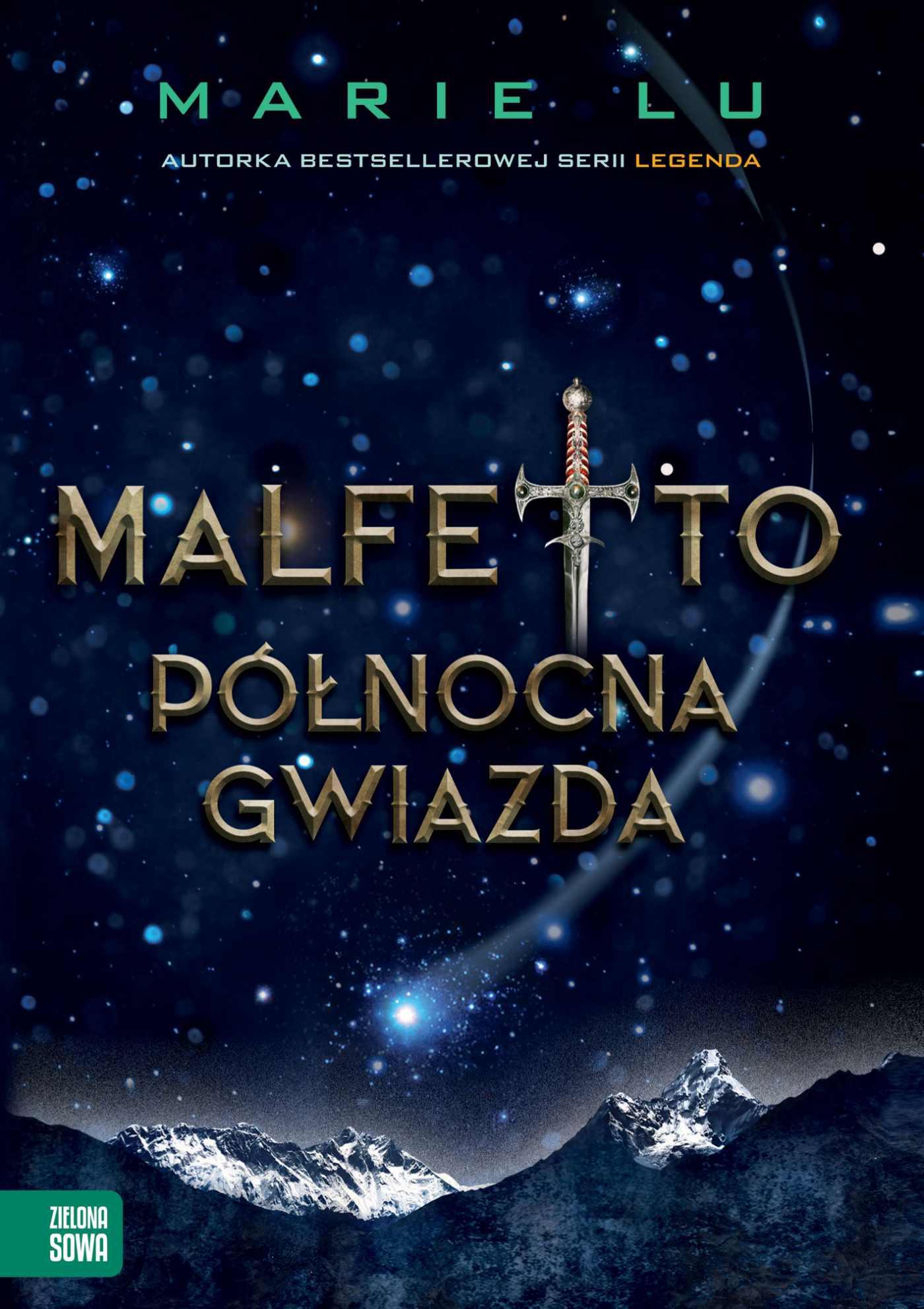 Malfetto. Północna Gwiazda. Tom 3 - Ebook (Książka na Kindle) do pobrania w formacie MOBI