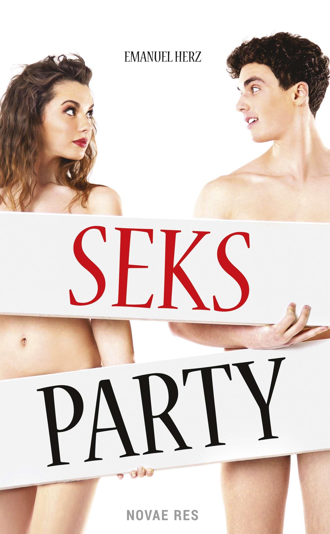 Seksparty - Ebook (Książka na Kindle) do pobrania w formacie MOBI