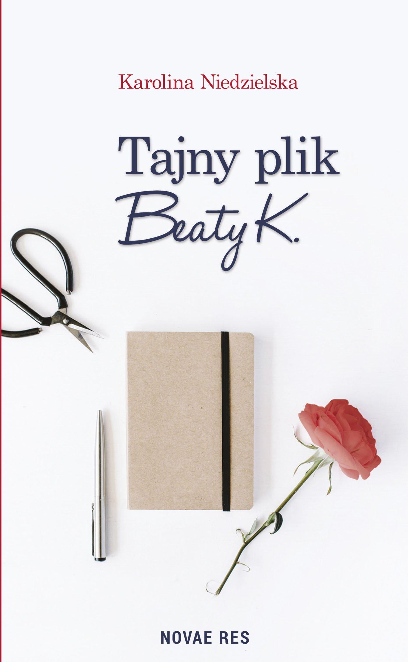 Tajny plik Beaty K. - Ebook (Książka EPUB) do pobrania w formacie EPUB