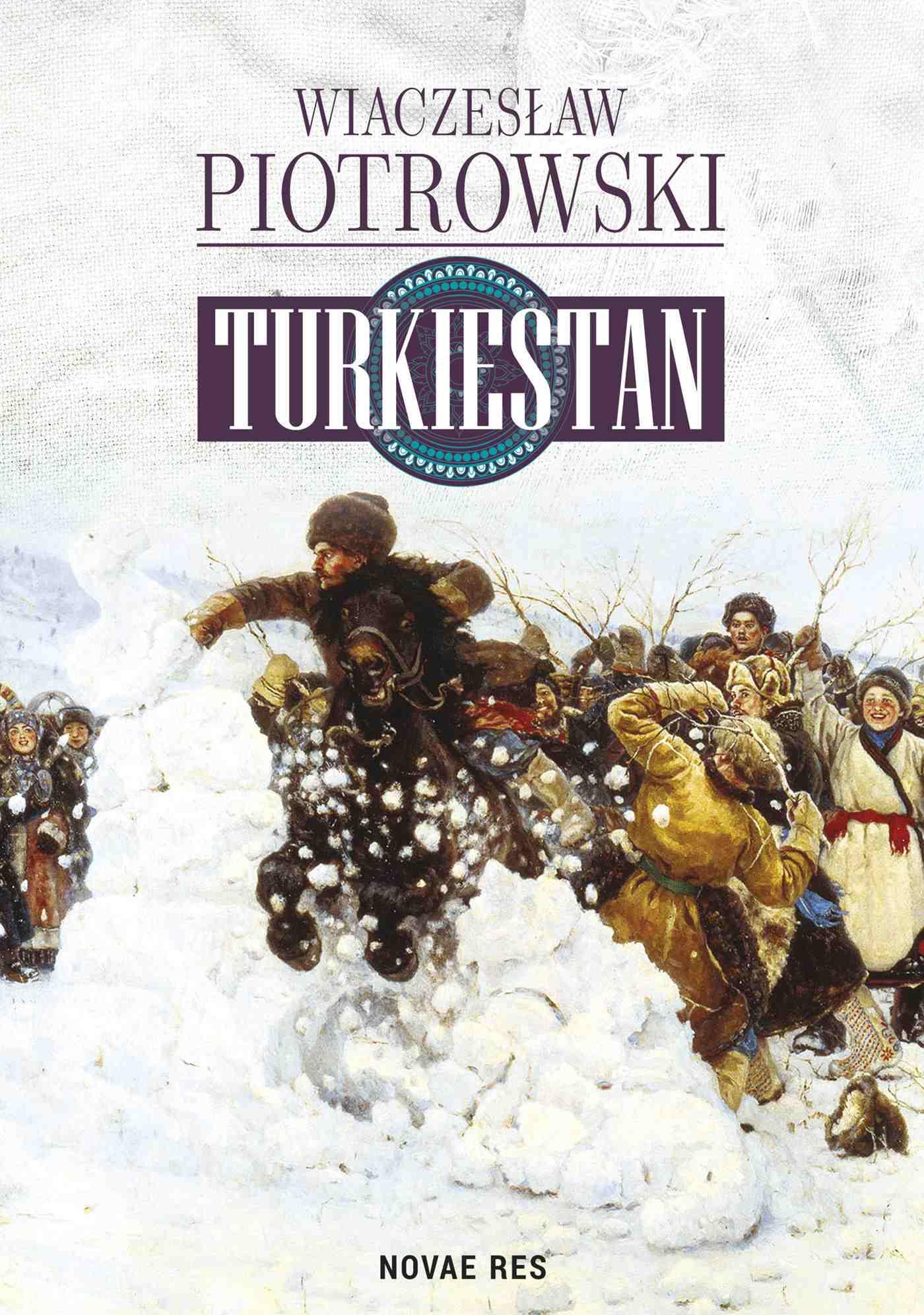 Turkiestan - Ebook (Książka na Kindle) do pobrania w formacie MOBI