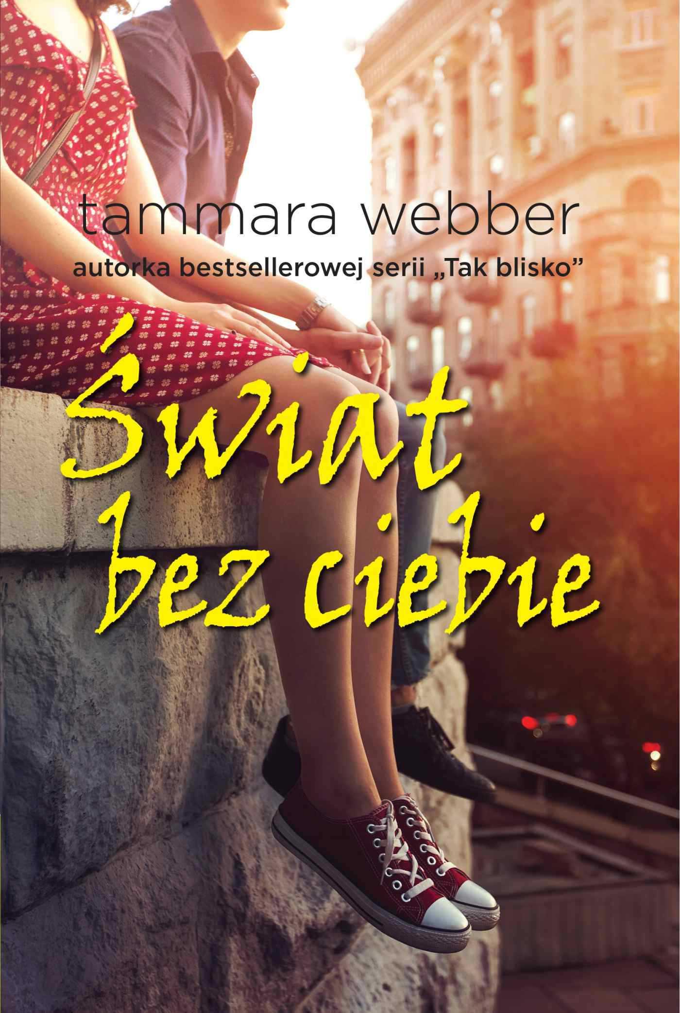 Świat bez ciebie - Ebook (Książka na Kindle) do pobrania w formacie MOBI