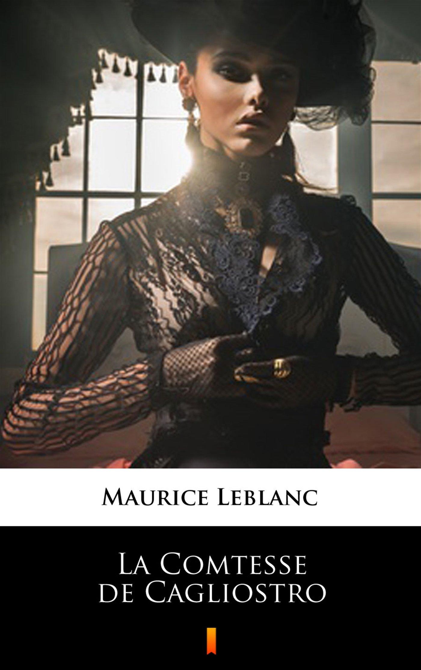 La Comtesse de Cagliostro - Ebook (Książka na Kindle) do pobrania w formacie MOBI