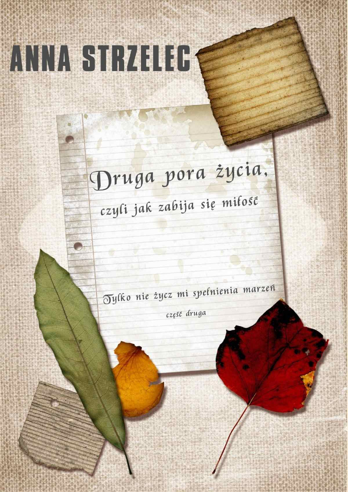 Druga pora życia - Ebook (Książka PDF) do pobrania w formacie PDF