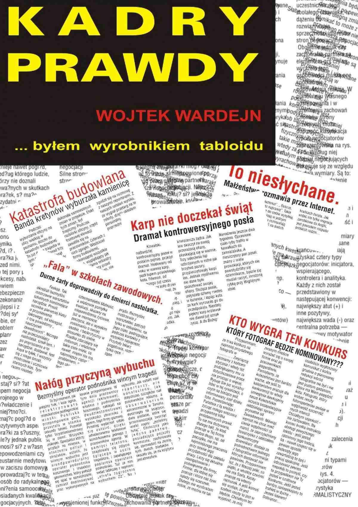 Kadry prawdy - Ebook (Książka PDF) do pobrania w formacie PDF