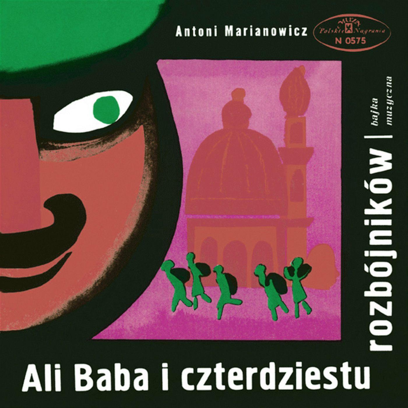 Ali Baba i czterdziestu rozbójników - Audiobook (Książka audio MP3) do pobrania w całości w archiwum ZIP