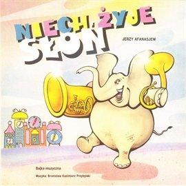 Niech żyje słoń! - Audiobook (Książka audio MP3) do pobrania w całości w archiwum ZIP