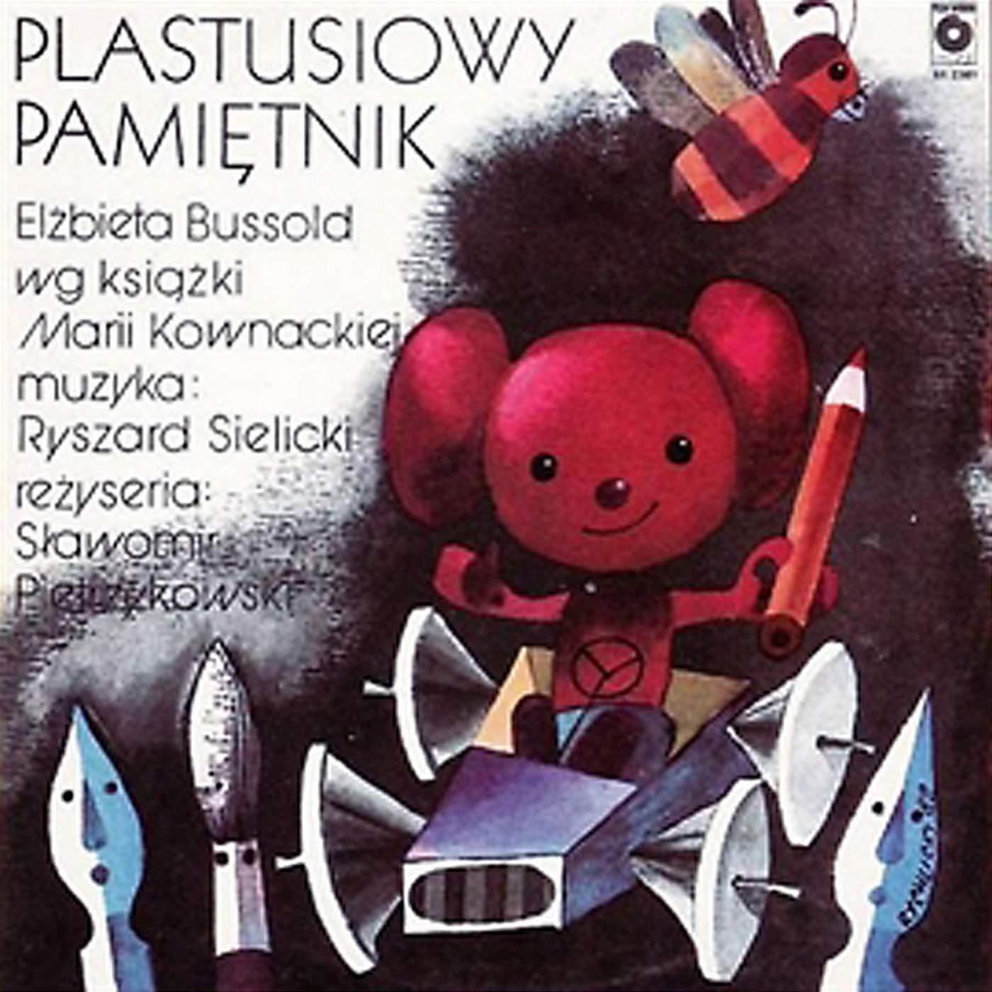 Plastusiowy pamiętnik - Audiobook (Książka audio MP3) do pobrania w całości w archiwum ZIP