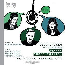 Przeklęta bariera cz. 1 - Audiobook (Książka audio MP3) do pobrania w całości w archiwum ZIP