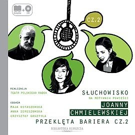 Przeklęta bariera cz. 2 - Audiobook (Książka audio MP3) do pobrania w całości w archiwum ZIP