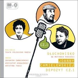 Depozyt. Część 1 - Audiobook (Książka audio MP3) do pobrania w całości w archiwum ZIP