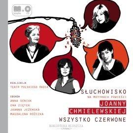 Wszystko czerwone - Audiobook (Książka audio MP3) do pobrania w całości w archiwum ZIP