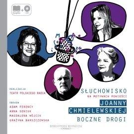 Boczne drogi - Audiobook (Książka audio MP3) do pobrania w całości w archiwum ZIP