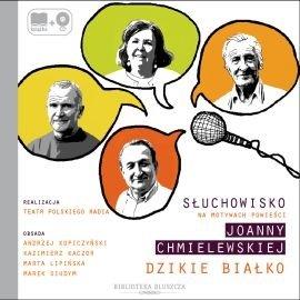 Dzikie białko - Audiobook (Książka audio MP3) do pobrania w całości w archiwum ZIP