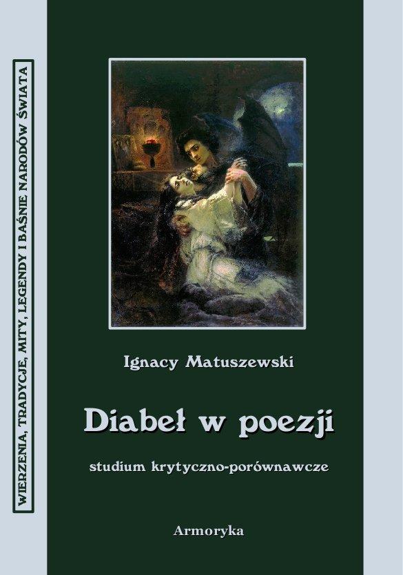 Diabeł w poezji - Ebook (Książka PDF) do pobrania w formacie PDF