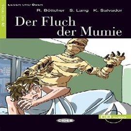 Der Fluch der Mumie - Audiobook (Książka audio MP3) do pobrania w całości w archiwum ZIP