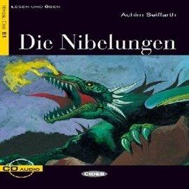 Die Nibelungen - Audiobook (Książka audio MP3) do pobrania w całości w archiwum ZIP