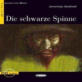 Die schwarze Spinne - Audiobook (Książka audio MP3) do pobrania w całości w archiwum ZIP