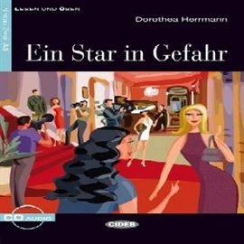 Ein Star in Gefahr - Audiobook (Książka audio MP3) do pobrania w całości w archiwum ZIP