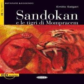 Sandokan e le tigri di Mompracem - Audiobook (Książka audio MP3) do pobrania w całości w archiwum ZIP