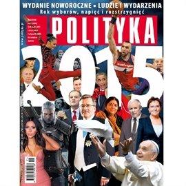 AudioPolityka Nr 01 z 29 grudnia 2014/2015 - Audiobook (Książka audio MP3) do pobrania w całości w archiwum ZIP