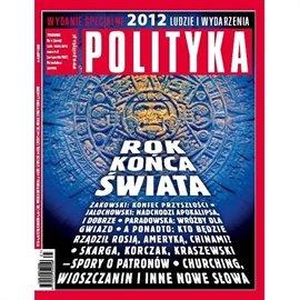 AudioPolityka Nr 01 z 4 stycznia 2012 roku - Audiobook (Książka audio MP3) do pobrania w całości w archiwum ZIP