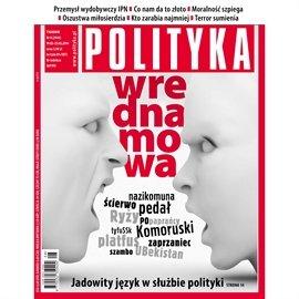 AudioPolityka Nr 08 z 19 lutego 2014 - Audiobook (Książka audio MP3) do pobrania w całości w archiwum ZIP