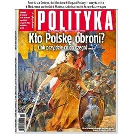 AudioPolityka Nr 11 z 12 marca 2014 - Audiobook (Książka audio MP3) do pobrania w całości w archiwum ZIP