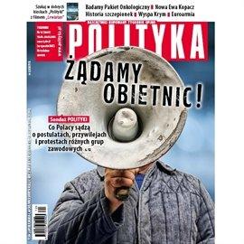 AudioPolityka Nr 12 z 18 marca 2015 - Audiobook (Książka audio MP3) do pobrania w całości w archiwum ZIP