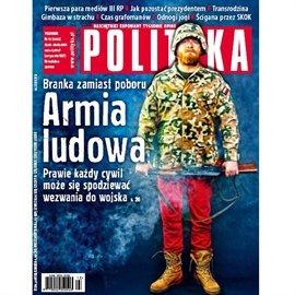 AudioPolityka Nr 13 z 25 marca 2015 - Audiobook (Książka audio MP3) do pobrania w całości w archiwum ZIP