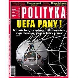 AudioPolityka Nr 13 z 28 marca 2012 roku - Audiobook (Książka audio MP3) do pobrania w całości w archiwum ZIP