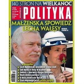 AudioPolityka Nr 14 z 4 kwietnia 2012 roku - Audiobook (Książka audio MP3) do pobrania w całości w archiwum ZIP