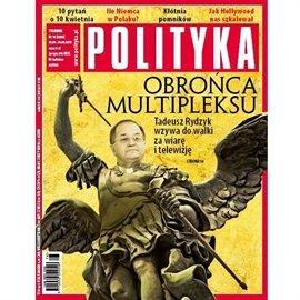 AudioPolityka Nr 16 z 18 kwietnia 2012 roku - Audiobook (Książka audio MP3) do pobrania w całości w archiwum ZIP