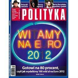 AudioPolityka Nr 20 z 16 maja 2012 roku - Audiobook (Książka audio MP3) do pobrania w całości w archiwum ZIP