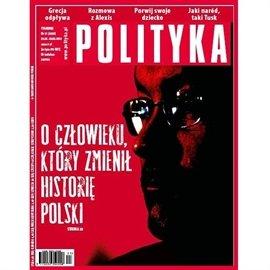 AudioPolityka Nr 21 z 23 maja 2012 roku - Audiobook (Książka audio MP3) do pobrania w całości w archiwum ZIP