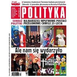 AudioPolityka Nr 23 z 04 czerwca 2014 - Audiobook (Książka audio MP3) do pobrania w całości w archiwum ZIP