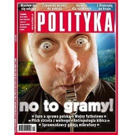 AudioPolityka Nr 23 z 6 czerwca 2012 roku - Audiobook (Książka audio MP3) do pobrania w całości w archiwum ZIP