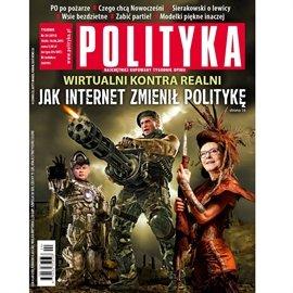 AudioPolityka Nr 24 z 10 czerwca 2015 - Audiobook (Książka audio MP3) do pobrania w całości w archiwum ZIP