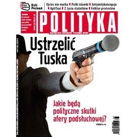 AudioPolityka Nr 26 z 25 czerwca 2014 - Audiobook (Książka audio MP3) do pobrania w całości w archiwum ZIP