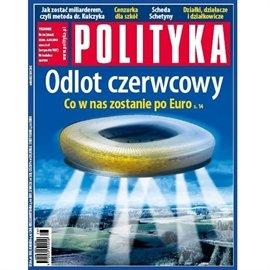 AudioPolityka Nr 26 z 27 czerwca 2012 roku - Audiobook (Książka audio MP3) do pobrania w całości w archiwum ZIP