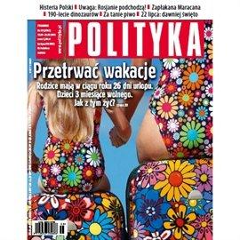 AudioPolityka Nr 29 z 16 lipca 2014 - Audiobook (Książka audio MP3) do pobrania w całości w archiwum ZIP