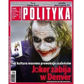 AudioPolityka Nr 30 z 25 lipca 2012 roku - Audiobook (Książka audio MP3) do pobrania w całości w archiwum ZIP