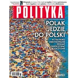 AudioPolityka Nr 33 z 10 sierpnia 2016 - Audiobook (Książka audio MP3) do pobrania w całości w archiwum ZIP
