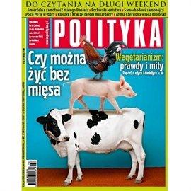 AudioPolityka Nr 33 z 12 sierpnia 2013 - Audiobook (Książka audio MP3) do pobrania w całości w archiwum ZIP