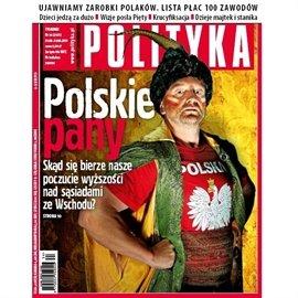 AudioPolityka Nr 34 z 21 sierpnia 2013 - Audiobook (Książka audio MP3) do pobrania w całości w archiwum ZIP