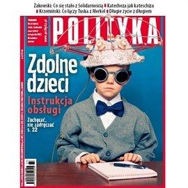 AudioPolityka Nr 37 z 11 września 2013 - Audiobook (Książka audio MP3) do pobrania w całości w archiwum ZIP