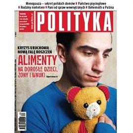 AudioPolityka Nr 40 z 1 października 2014 - Audiobook (Książka audio MP3) do pobrania w całości w archiwum ZIP