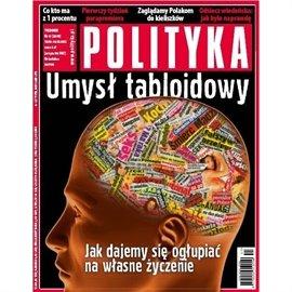 AudioPolityka Nr 41 z 10 października 2012 roku - Audiobook (Książka audio MP3) do pobrania w całości w archiwum ZIP