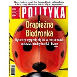 AudioPolityka Nr 42 z 15 października 2014 - Audiobook (Książka audio MP3) do pobrania w całości w archiwum ZIP