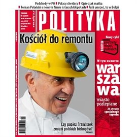 AudioPolityka Nr 42 z 16 października 2013 - Audiobook (Książka audio MP3) do pobrania w całości w archiwum ZIP